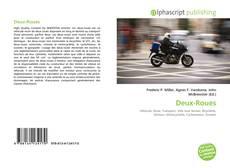 Buchcover von Deux-Roues