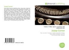Capa do livro de Josep Carner