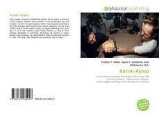 Bookcover of Kazım Ayvaz