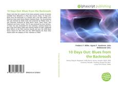 Copertina di 10 Days Out: Blues from the Backroads