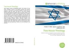 Обложка Two House Theology