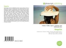 Bookcover of Negrito
