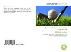 Capa do livro de Diana Luna