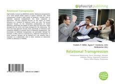 Portada del libro de Relational Transgression