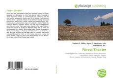Bookcover of Forest Theater