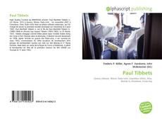 Capa do livro de Paul Tibbets