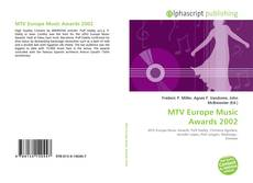 Bookcover of MTV Europe Music Awards 2002