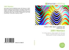 Bookcover of 2001 Maniacs