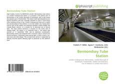 Bermondsey Tube Station kitap kapağı