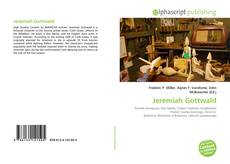 Bookcover of Jeremiah Gottwald