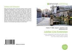 Обложка Jubilee Line Extension