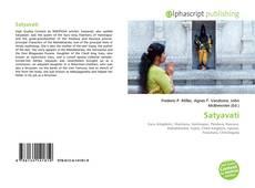 Satyavati kitap kapağı