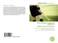 Mike Dean (referee) kitap kapağı