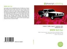 BMW Art Car的封面
