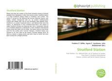 Copertina di Stratford Station