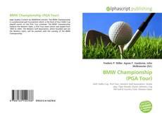BMW Championship (PGA Tour)的封面