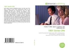 Bookcover of 1801 Series CPU
