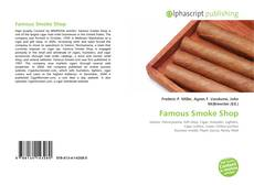 Capa do livro de Famous Smoke Shop