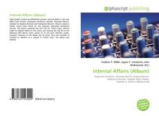 Обложка Internal Affairs (Album)