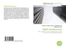 BMW Headquarters的封面