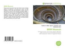 BMW Museum的封面