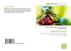 Capa do livro de Advent wreath