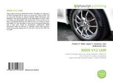 Bookcover of BMW V12 LMR