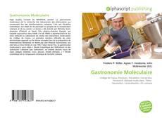 Buchcover von Gastronomie Moléculaire