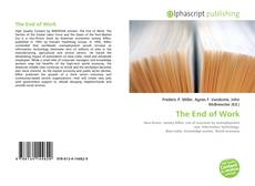 Bookcover of The End of Work