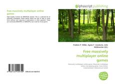 Bookcover of Free massively multiplayer online games