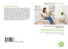 Capa do livro de Cyberwarfare in Russia