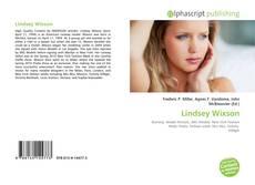 Copertina di Lindsey Wixson