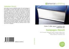 Couverture de Galápagos (Novel)