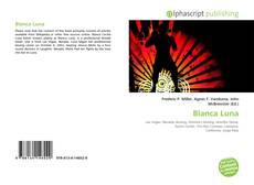 Blanca Luna的封面