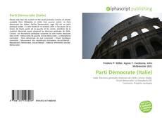 Portada del libro de Parti Démocrate (Italie)