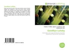 Bookcover of Goodbye Lullaby