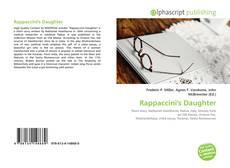Capa do livro de Rappaccini's Daughter