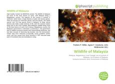 Borítókép a  Wildlife of Malaysia - hoz