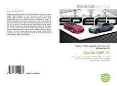 Bookcover of Mazda MXR-01
