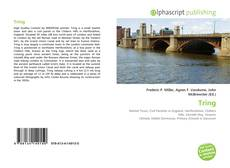 Bookcover of Tring