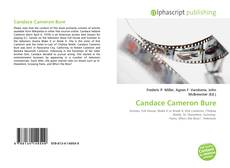 Capa do livro de Candace Cameron Bure