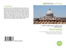 Portada del libro de Saint Fabiola
