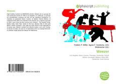 Bookcover of Weezer