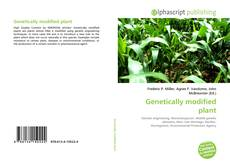 Couverture de Genetically modified plant