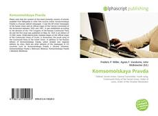 Bookcover of Komsomolskaya Pravda