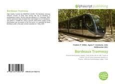Обложка Bordeaux Tramway
