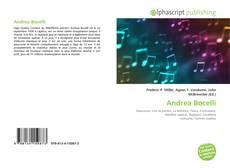 Bookcover of Andrea Bocelli