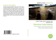 Bookcover of Stanmore Tube Station