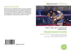 Capa do livro de Mazda Grand Familia