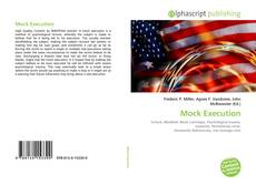 Bookcover of Mock Execution